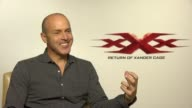 Junket interviews with DJ Caruso ahead of the release of new movie xXx Return of Xander Cage He discusses stunts and challenges on set and the...