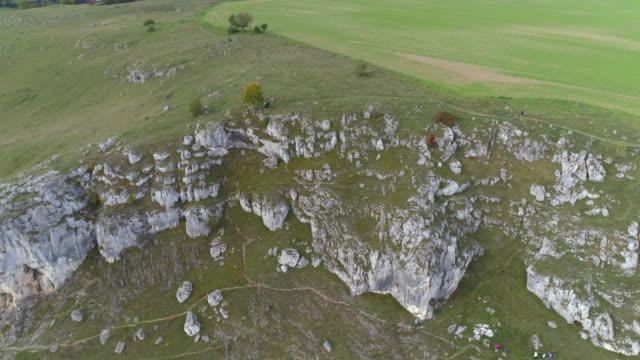 Jurassic Rocks of the Franconian Jura Formation in Bavaria