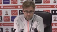 Jurgen Klopp laments his side's inability to create many chances despite having possession Klopp says that Liverpool will strike back at Anfield and...