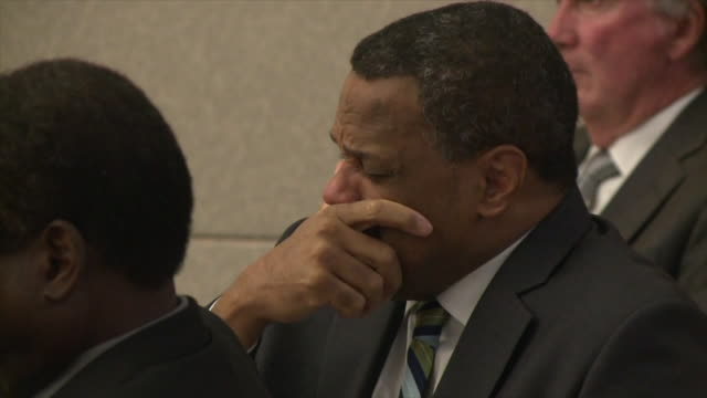 KSWB A jury's verdict was interrupted Monday when the defendant fainted after being found guilty on counts of conspiracy to commit murder and...