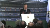 Just 366 days since delivering Real Madrid their much awaited 10th Champions League title Carlo Ancelotti became club president Florentino Perezs...