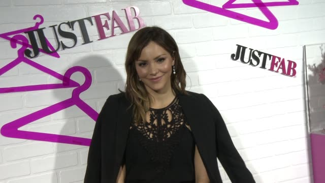 CLEAN JustFab Celebrates the Launch of ReadytoWear in Los Angeles CA