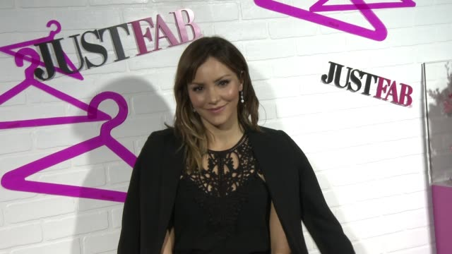CHYRON JustFab Celebrates the Launch of ReadytoWear in Los Angeles CA