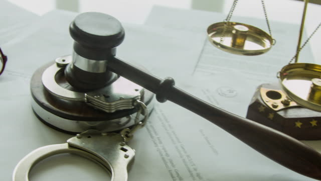 Justice in the court of law juridical system