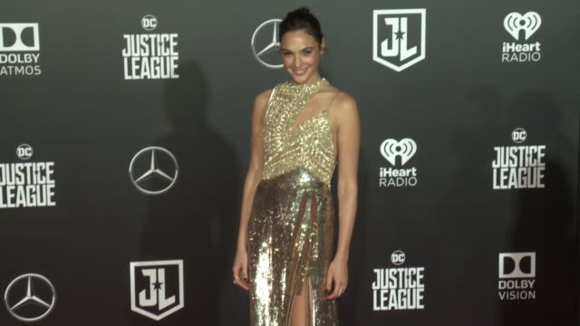 CLEAN 'Justice League' World Premiere at Dolby Theatre on November 13 2017 in Hollywood California