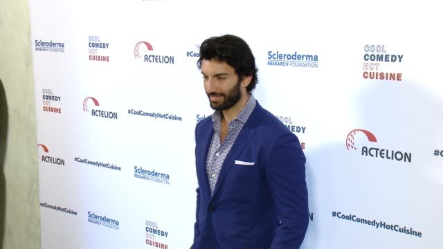 Justin Baldoni at the Cool Comedy Hot Cuisine 30th Annual Benefit For The Scleroderma Research Foundation at the Beverly Wilshire Four Seasons Hotel...