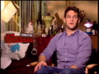 Justin Bartha on if he's having separation anxiety from Ed Helms Bradley Cooper and Zach Galifianakis the last time he talked to them his favorite...