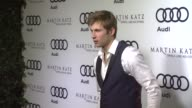 Justin Deeley at the Audi And Martin Katz Celebrate The 2012 Golden Globe Awards in West Hollywood CA