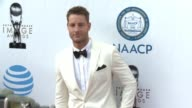 Justin Hartley at 48th NAACP Image Awards at Pasadena Civic Auditorium on February 11 2017 in Pasadena California
