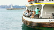 4K: Kadikoy ferry terminal istanbul