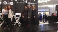 Kai Falkenberg Nico Tortorella and Julie Menin at Patricia Field Jacqueline Demeterio From TV Land's Younger Curate Fashion Show at Macy's at Macy's...