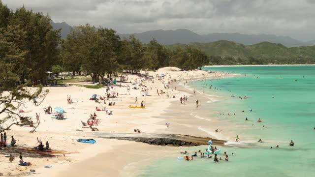 Kailua Beach Park Hawaii