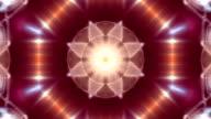 Kaleidoscope loopable background