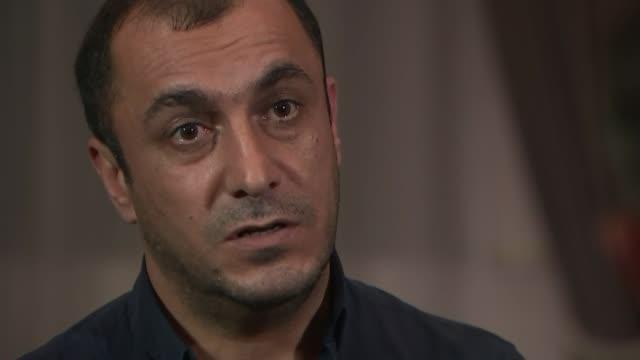 Jeffrey Barry found guilty Location unknown Kamaran Ahmad Ali interview SOT