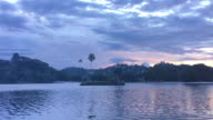 Kandy Lake, Sri Lanka
