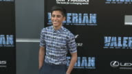 Karan Brar at the 'Valerian and the City of a Thousand Planets' World Premiere at TCL Chinese Theatre on July 17 2017 in Hollywood California