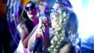 Karaoke contest.