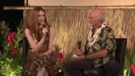 INTERVIEW Karen Gillan at the 2017 Maui Film Festival Day 4 on June 24 2017 in Wailea Hawaii