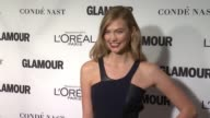 Karlie Kloss at Glamour Magazine's 25th Annual Women Of The Year Awards at Carnegie Hall on November 09 2015 in New York City