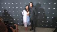 Karrueche Tran and Milo Ventimiglia at AOL NewFronts 2016 at Seaport District NYC on May 03 2016 in New York City