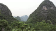 MS Karst Mountains / Close to Li River, Guangxi, China