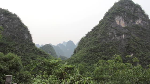 MS Karst Mountains / Close to Li River, Guangxi, China