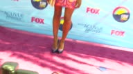Kat Graham at 2012 Teen Choice Awards on 7/22/12 in Los Angeles CA