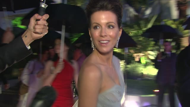 Kate Beckinsale attends the Opening Night Dinner at the Hotel Majestic during the 63rd Annual International Cannes Film Festival at the Opening Gala...