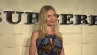 Kate Bosworth at the Burberry Body Launch at Beverly Hills CA