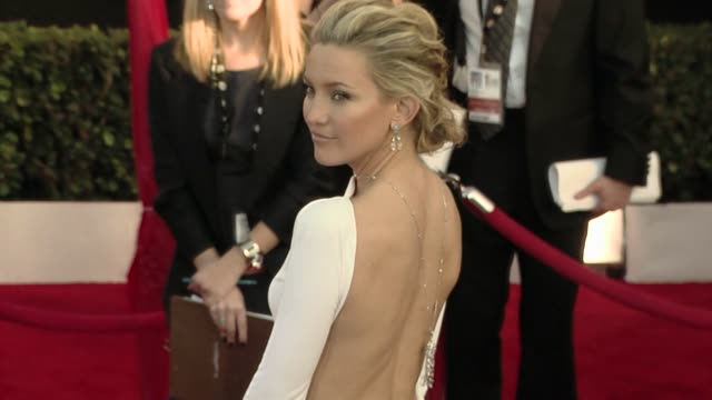 Kate Hudson at the 16th Annual Screen Actors Guild Awards Arrivals at Los Angeles CA