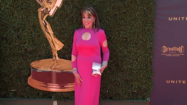 Kate Linder at the 44th Annual Daytime Emmy Awards at Pasadena Civic Auditorium on April 30 2017 in Pasadena California