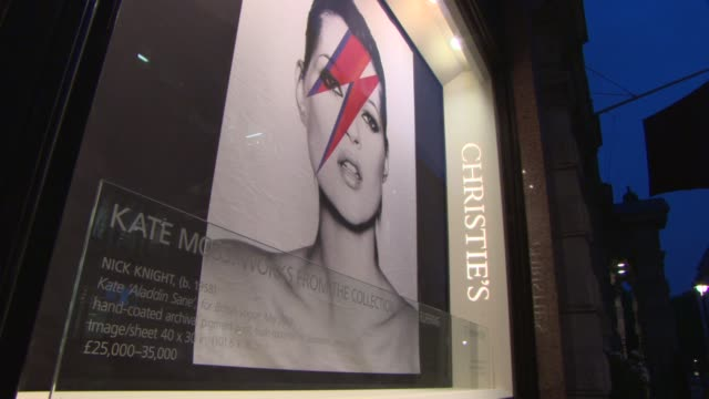 The Collection auction at Christie's at Christie's King Street on September 25 2013 in London England