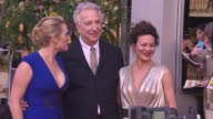 BROLL Kate Winslet Alan Rickman Helen McCrory at 'A Little Chaos Premiere' at ODEON Kensington on April 13 2015 in London England
