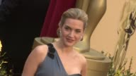 Kate Winslet at the 81st Academy Awards Arrivals Part 7 at Los Angeles CA