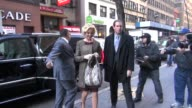 Katherine Heigl arriving at the Today Show 01/24/12 in Celebrity Sightings in New York