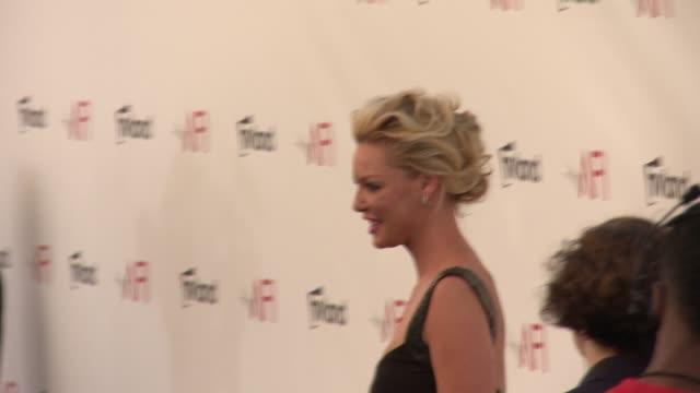 Katherine Heigl at Shirley MacLaine Honored with the 40th AFI Life Achievement Award Katherine Heigl at Shirley MacLaine Honored with on June 07 2012...