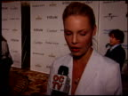 Katherine Heigl at the Project ALS Benefit Gala at the Century Plaza Hotel in Century City California on May 6 2005