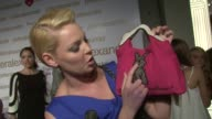 Katherine Heigl on being part of the evening her charitable collaboration with Peter Alexander why animal advocacy is important to her at the PETER...