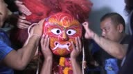 Kathmandu's feared Demon Dancer finally performed again after a two year break at this year's Indra Jatra festival an annual celebration that marks...