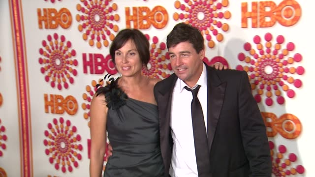 Kathryn Chandler Kyle Chandler at the HBO's Annual Emmy Awards Post Award Reception at Los Angeles CA