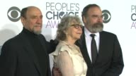Kathryn Grody F Murray Abraham and Mandy Patinkin at the People's Choice Awards 2016 at Nokia Plaza LA LIVE on January 6 2016 in Los Angeles...