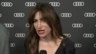 INTERVIEW Kathryn Hahn on this Audi preEmmy event has been the favorite way for Hollywood to kickoff Emmy's week for seven years at Audi Celebrates...