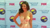 Kathryn McCormick at 2012 Teen Choice Awards on 7/22/12 in Los Angeles CA