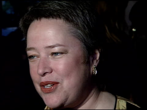 Kathy Bates at the Beverly Hills Hotel Reopening at the Beverly Hilton in Beverly Hills California on June 3 1995