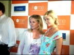 Kathy Hilton and Paris Hilton at the Evening With An Icon Happy Birthday Marilyn Monroe at Meson G in Los Angeles California on June 1 2005
