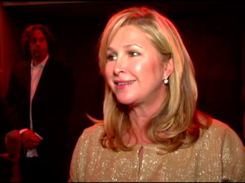 Kathy Hilton speaks about her favorite musicians the opportunities for Americas' youth and Paris playing instruments as a child at the Paris Hilton...