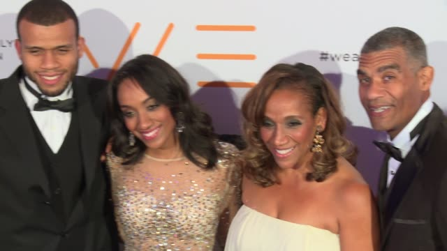 Kathy Sledge and Guests at We Are Family Foundation 2016 Celebration Gala at Hammerstein Ballroom on April 29 2016 in New York City