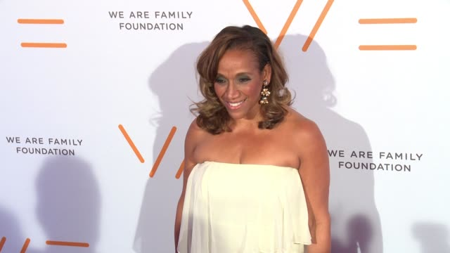 Kathy Sledge at We Are Family Foundation 2016 Celebration Gala at Hammerstein Ballroom on April 29 2016 in New York City
