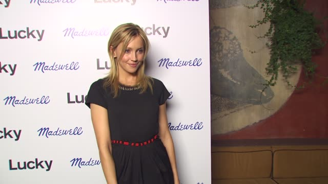 Katie Cassidy at the Madewell Fall 2009 Denim Tour with Lucky Magazine at Hollywood CA