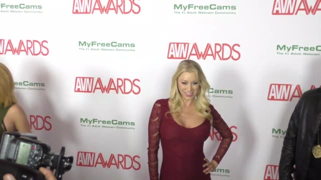 Katie Morgan at the 2017 AVN Awards Nomination Party at Avalon Nightclub in Hollywood Celebrity Sightings on November 17 2016 in Los Angeles...
